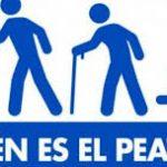 Infracciones de los peatones…